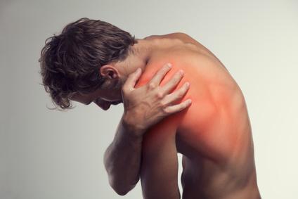 muskelriss schulter behandlung