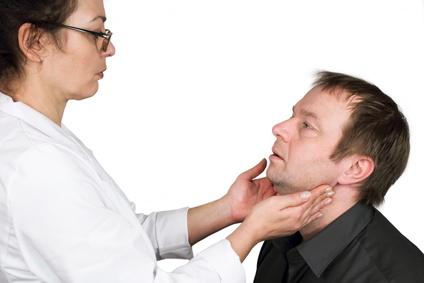wie sehen geschwollene lymphknoten aus