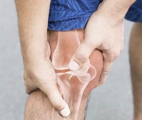 zerrungen im knie