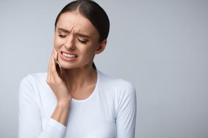 karies symptome körper