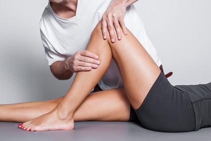 Muskelverhärtung lösen