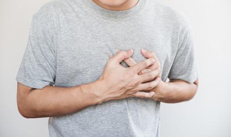 Schmerzen in der Brust - Ursachen, Behandlung & Vorbeugung