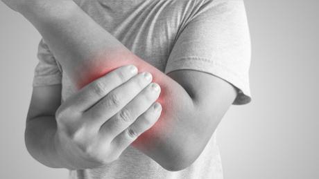 Hand und schmerzen arm Arm